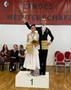 TANZLEHRER-PÄRCHEN